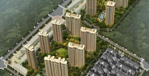 Emperor Scenery of Changzhou New Town