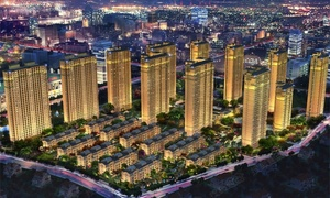Changzhou New Town Mansion